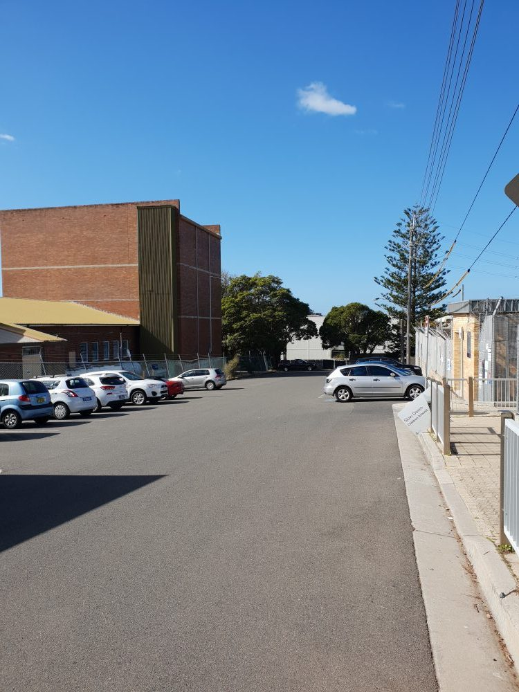 Council Carpark rezoning